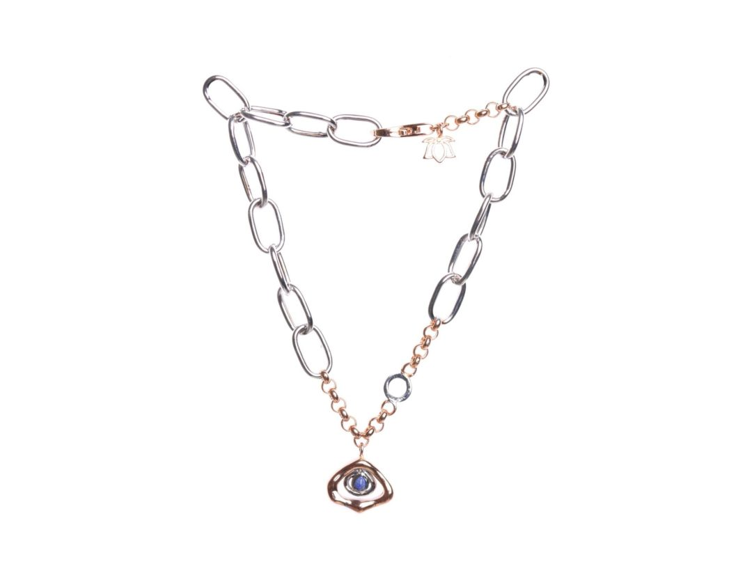 Small Essence Thick Chain Bracelet
