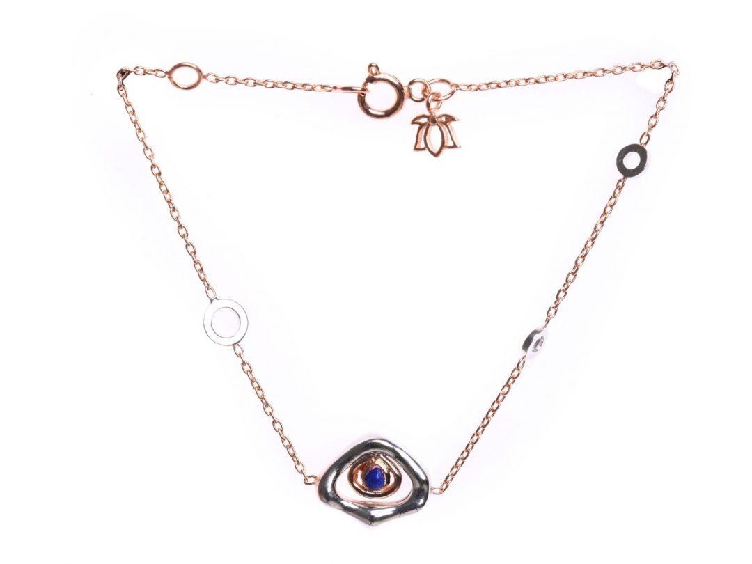 Small Essence Thin Chain Bracelet
