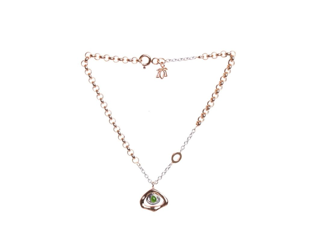 Small Essence Mixed Chain Bracelet