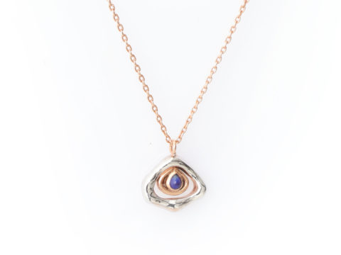 Small Essence Thin Chain Necklace