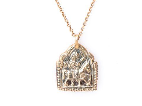 Medium Edge Warrior Necklace