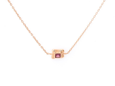 Perfect Square Tiffany Necklace