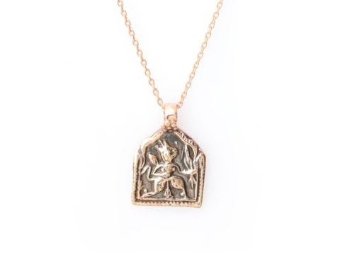 Small Hanuman Necklace