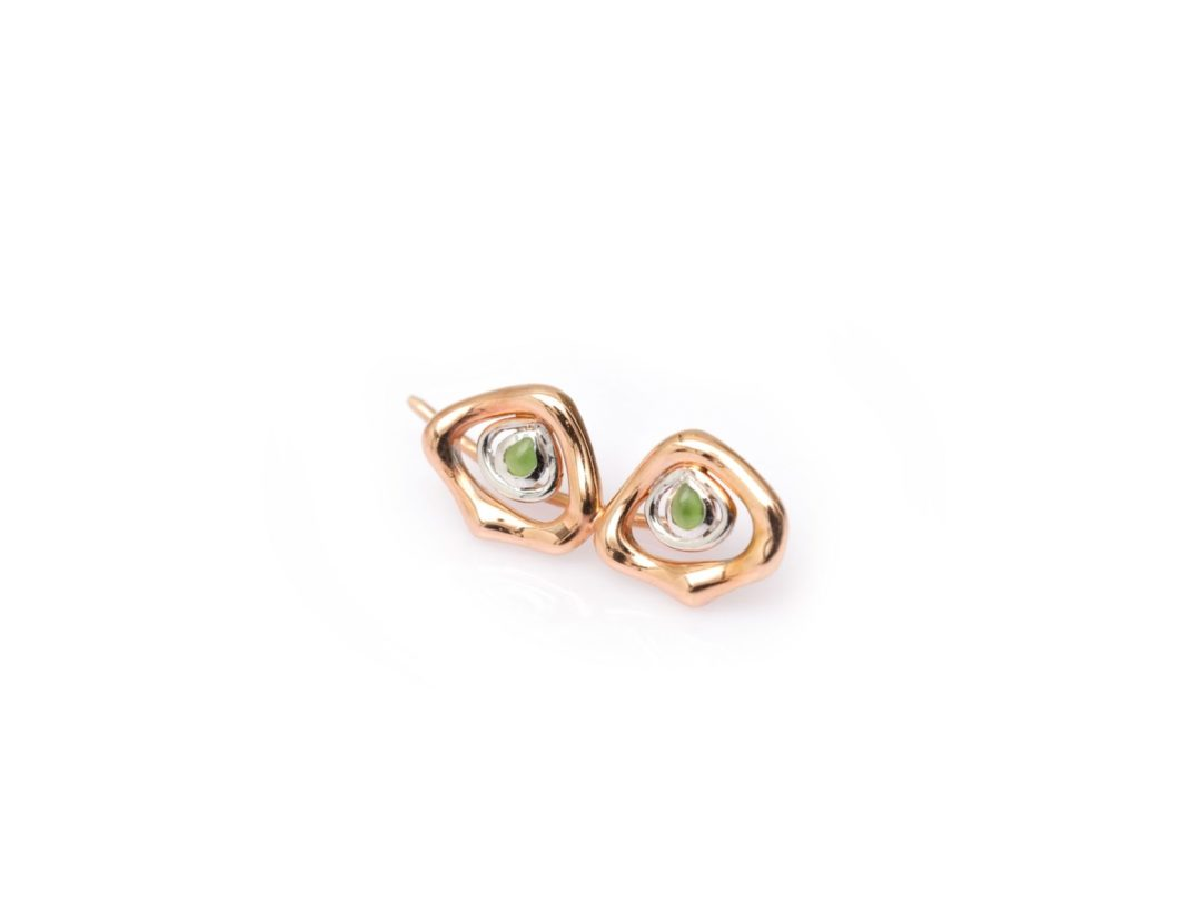 Small Essence Double Earring