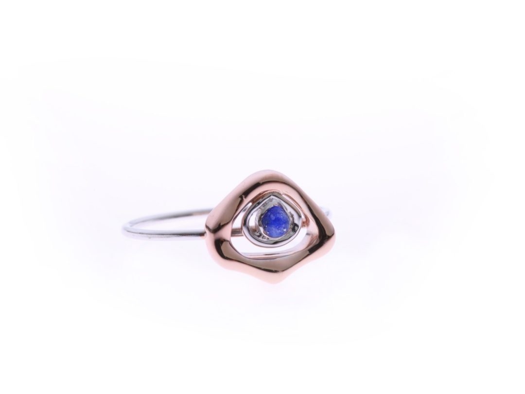 Small Essence Wire Ring