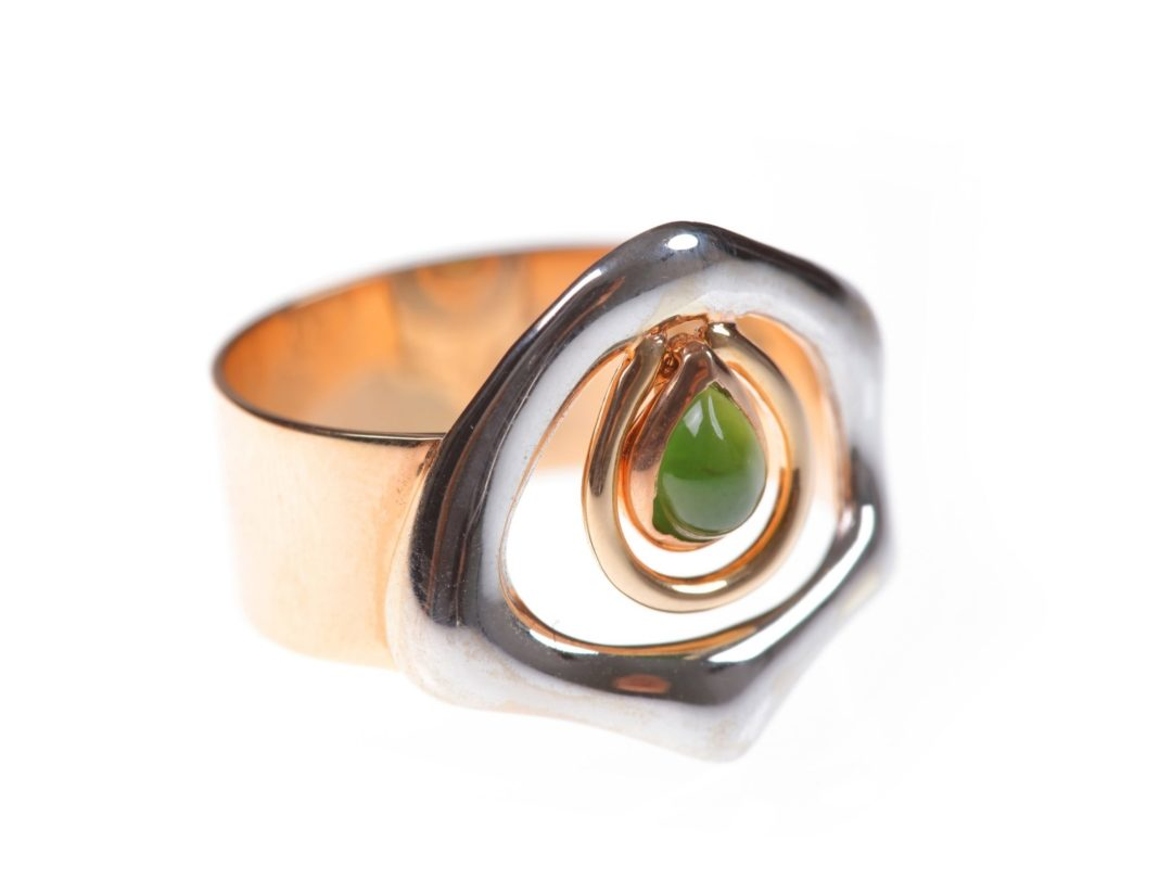 Essence Plate Ring