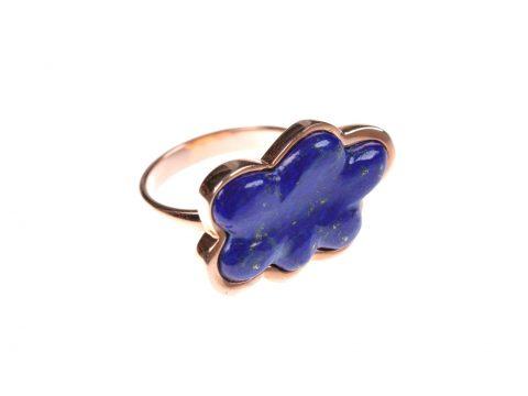 Lapis Lazuli Cloud Ring