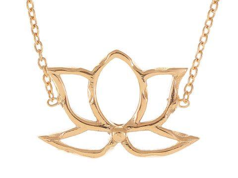 İnce Lotus Bilezik
